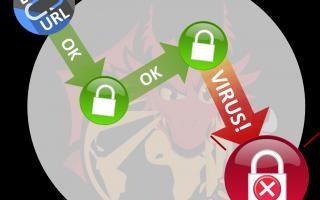 Webmaster: sicurezza  redirect