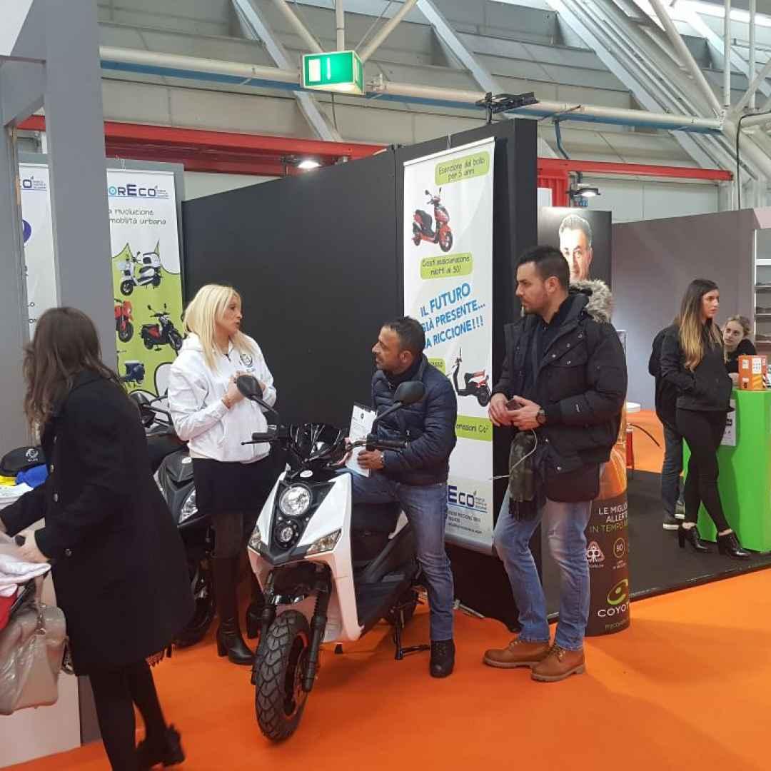 motoreco  motor show bologna  scooter