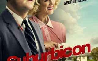 Cinema: suburbicon cinema commedia clooney