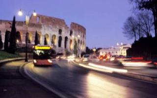 roma  trasporto pubblico  natale
