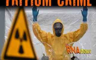 Ambiente: nucleare  dtt  casale monferrato  trizio
