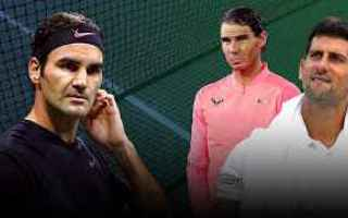Tennis: tennis grand slam news nadal federer