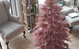 Design: albero di natale natale casa 8 dicembre