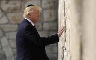 dal Mondo: israele  gerusalemme  trump