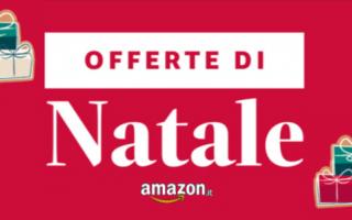 Amazon: amazon  offerte  regali di natale  tech
