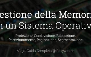 Computer: ram sistema operativo computer informati