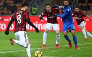 Serie A: milanbologna  milan  bologna  serie a