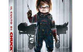 Cinema: dvd horror il culto di chucky