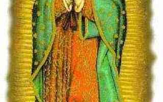 Religione: apparizione  juan diego  maria  messico