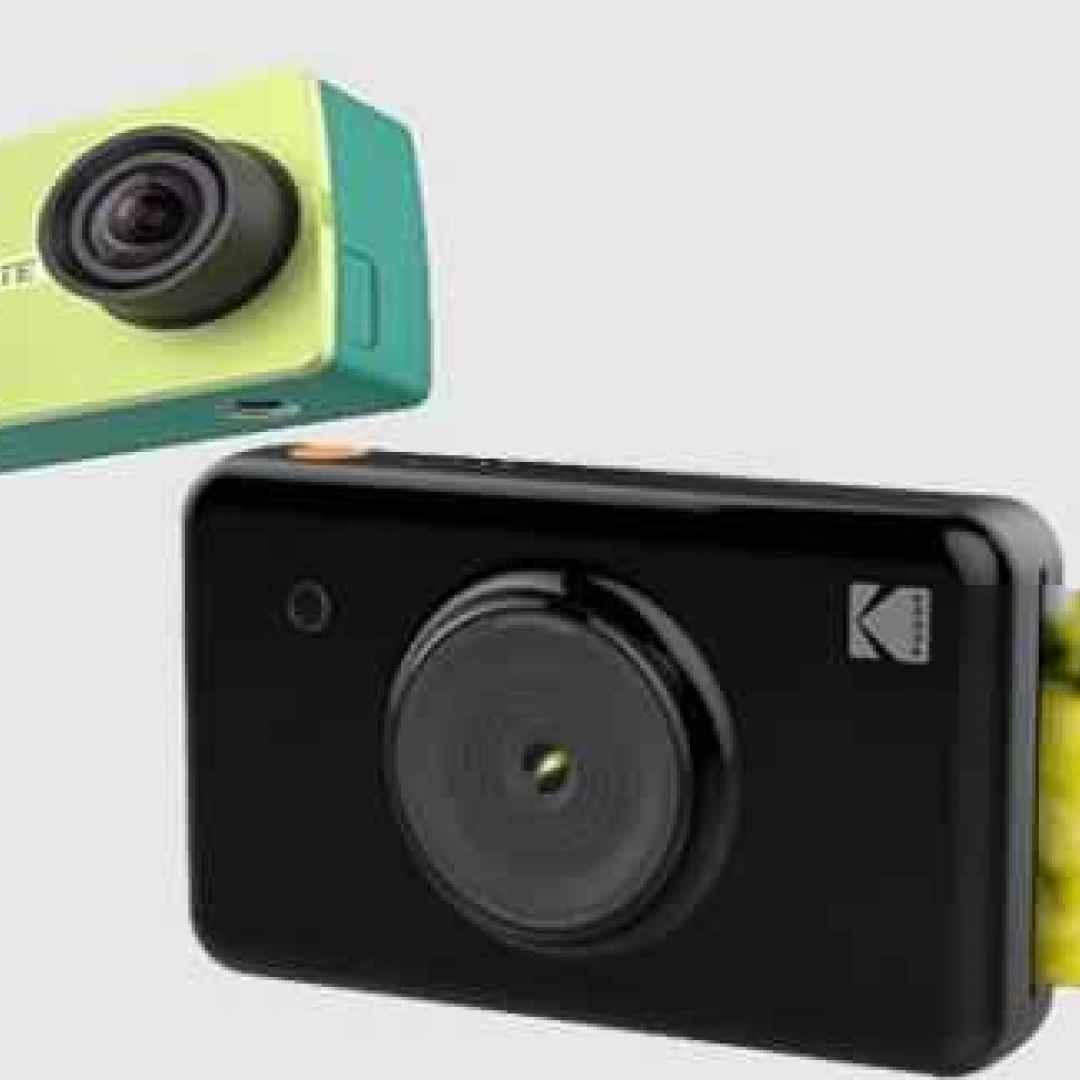 gadget  fotocamere  xiaomi  kodak
