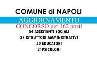 Napoli: comune di napoli concorso