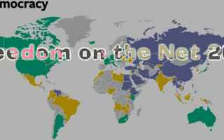 Social Network: freedom house freedom on internet 2017