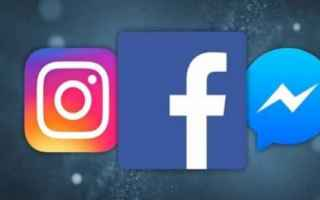 Instagram: facebook  instagram  messenger
