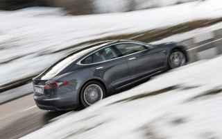 Automobili: vendite tesla norvegia