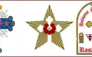 Cultura: fraternitatis  massoneria  rosacroce