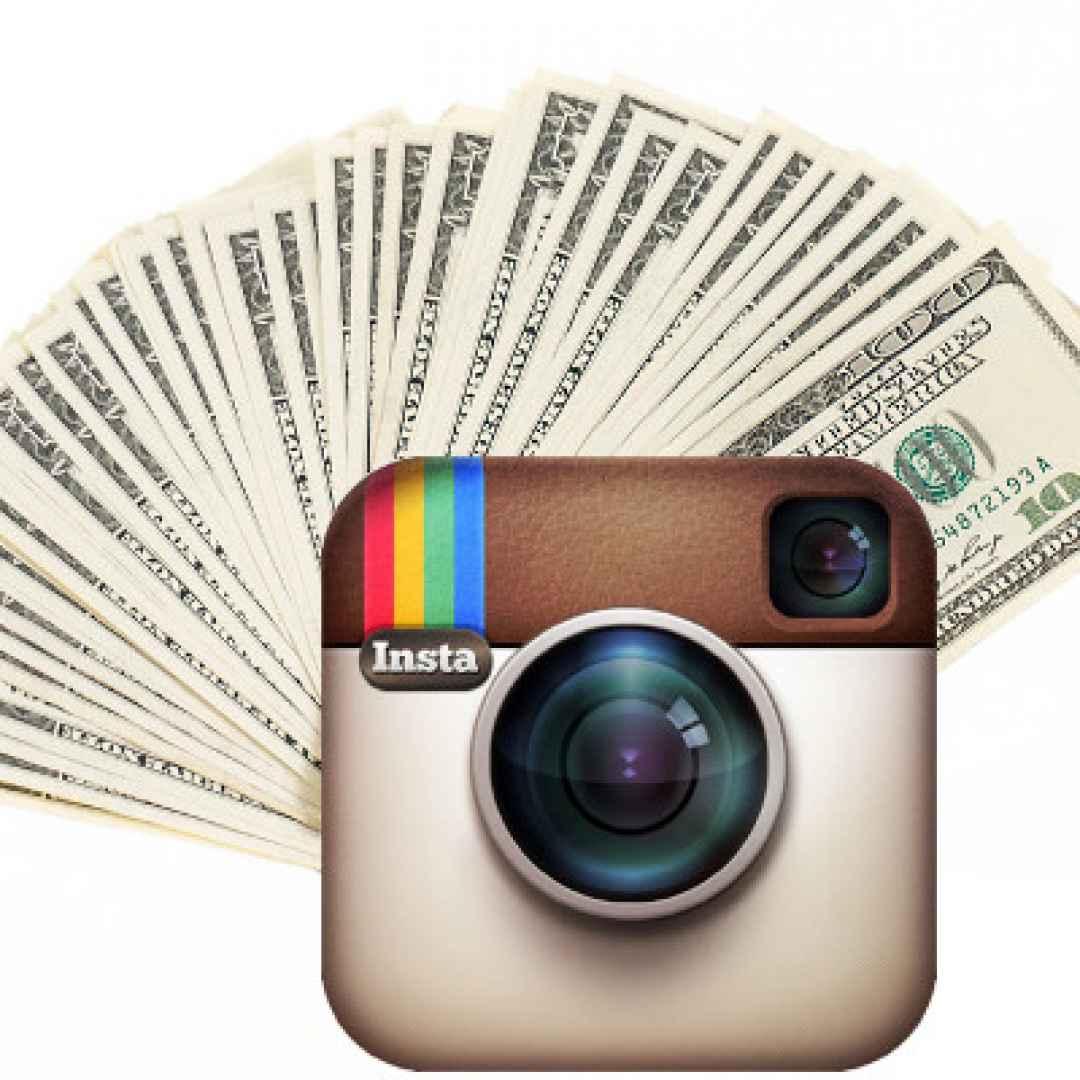 guadagnare con instagram  fare soldi