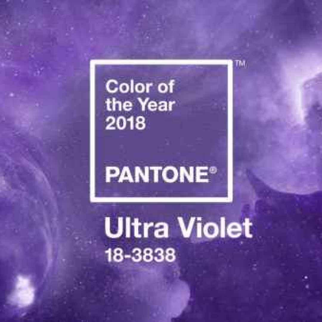 ultra violet  colori  grafica  pantone  2018