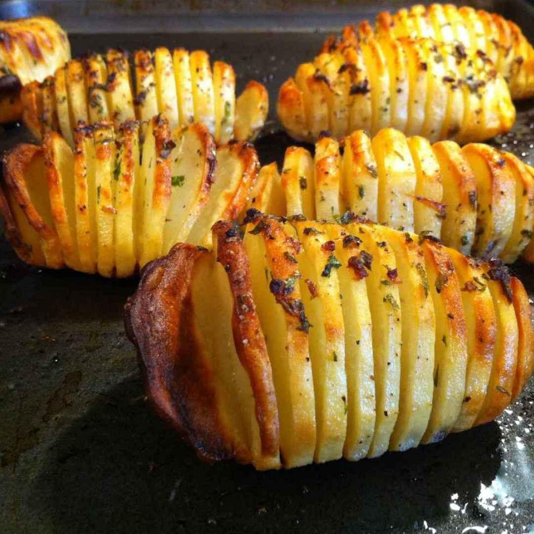 Come Cucinare Le Patate A Fisarmonica