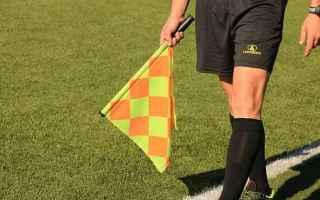 Calcio: var  calcio  arbitro  monitor