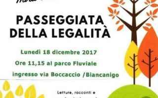 Notizie locali: castel bolognese  legalità  parco