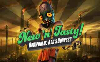 Mobile games: retrogame android iphone oddworld