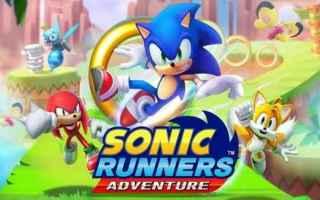 Mobile games: sonic  sega  platform  endless runner