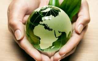 Ambiente: ecosostenibilità eco sistema pulito