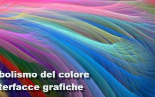 Web Design: graphic design user interface colori ui