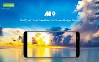leagoo  smartphone  4 fotocamere
