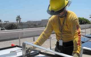 Casa e immobili: pannelli fotovoltaici  risparmio energia