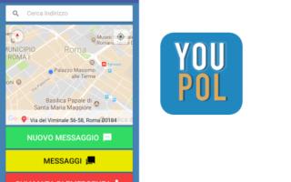 App: youpol  bullismo  cyberbullismo  polizia