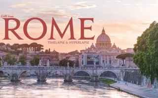 roma  firenze  hyperlapse  timelapse