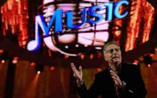 Televisione: music