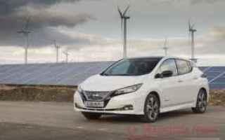 Automobili: leaf  nissan  auto elettrica