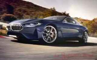 Automobili: serie 8 coupè  bmw