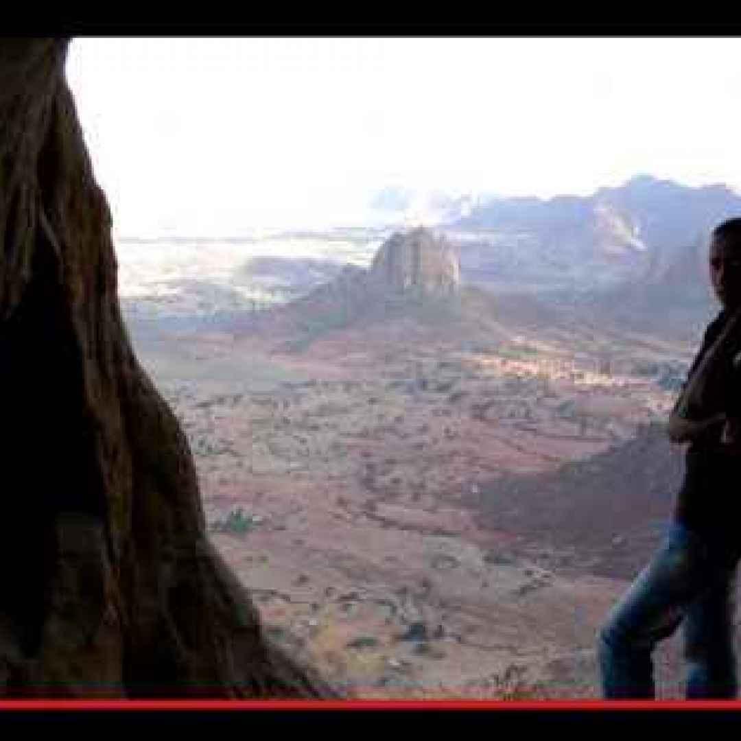 etiopia  architettura  chiese  religione