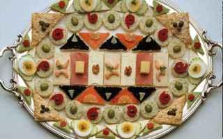 Gastronomia: natale  anni 80  menu  cenone
