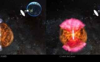 Astronomia: kilonova  stelle di neutroni  buchi neri