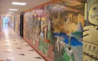 corridoio decorazioni casa arredamento