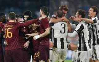 Serie A: juventus  roma