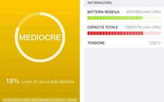batteria iphone  iphone lento