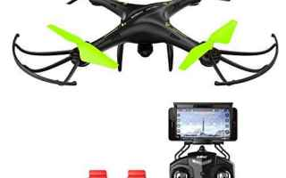 Gadget: drone  migliore  2018  telecamera  dji