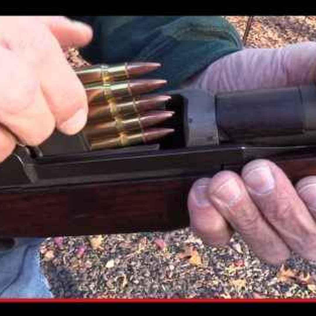 armi  fucili  stati uniti  storia