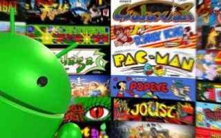 Console games: console  android  emulatori