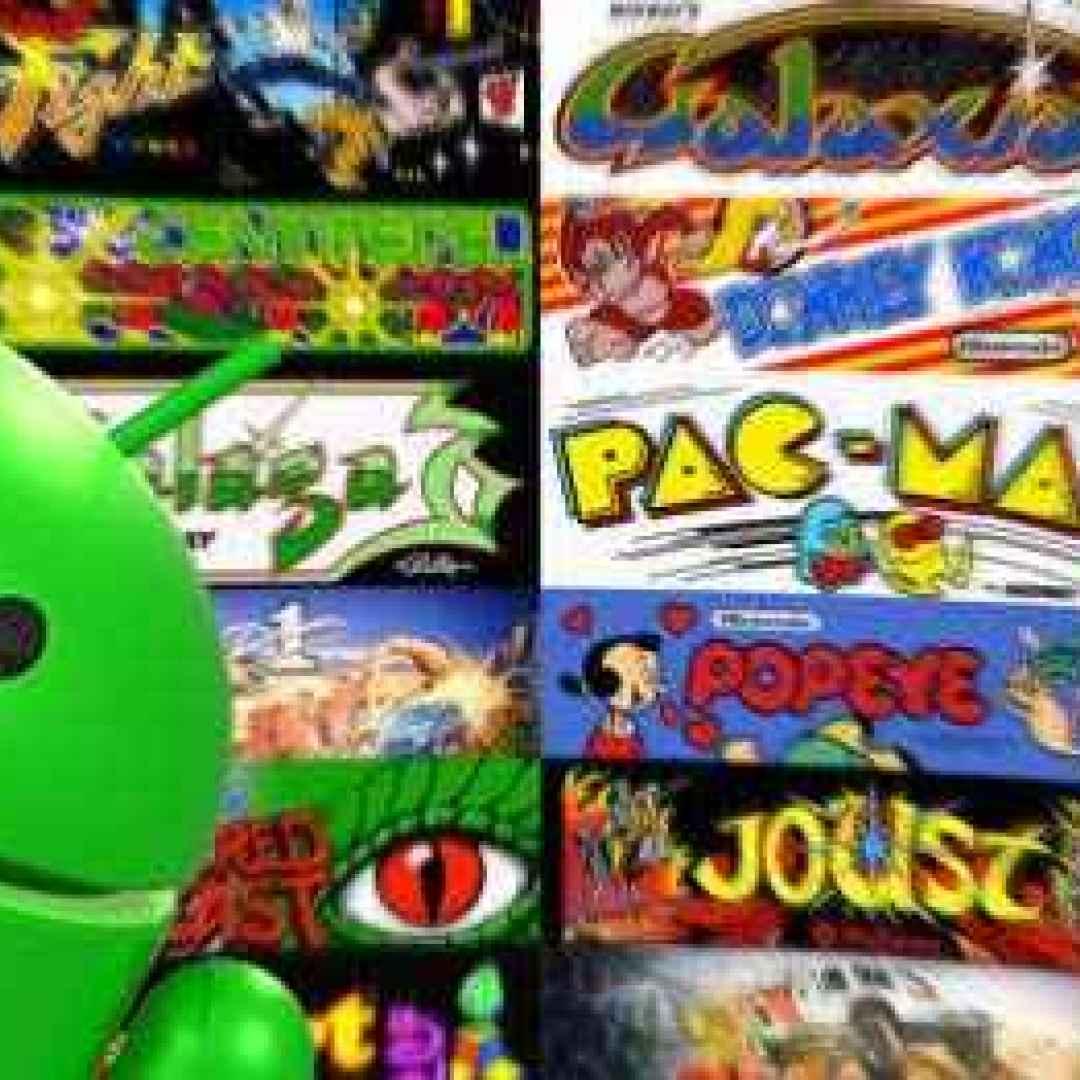 console  android  emulatori
