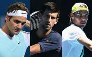 Tennis: tennis grand slam news stagione 2018 360