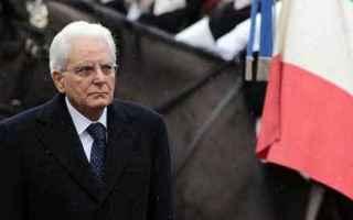 Politica: capodanno  politica  italia