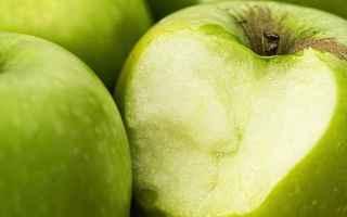 Alimentazione: mele  fumo
