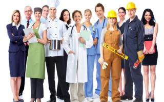 Lavoro: lavoro  professioni  2018  occupazione