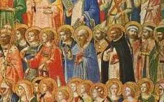 Religione: santi 2018  calendario  beati  martiri